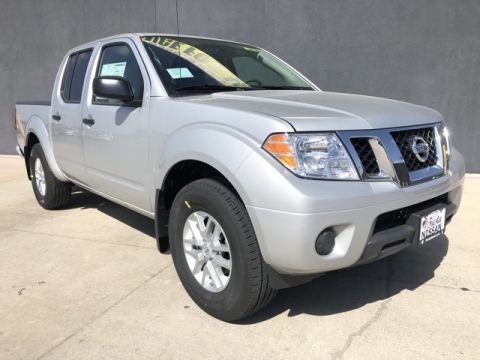 New 2019 Nissan Frontier SV RWD 4D Crew Cab
